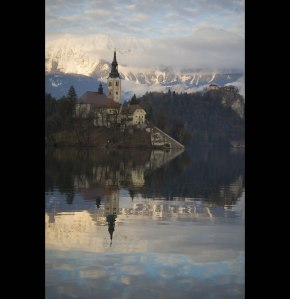 scenic-route-to-church-on-Bled-Island